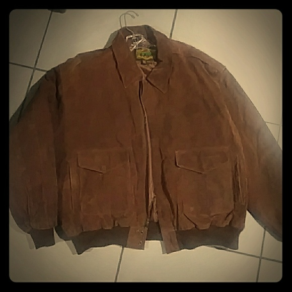9b6cb9ff7 Mens Suede Leather Jacket